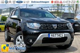 Dacia Duster      Tempomat PDC Sitzheizung Klima
