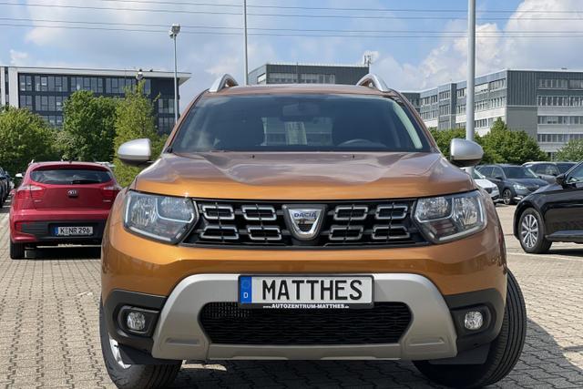Gebrauchtfahrzeug Dacia Duster - Comfort :SOFORT  Klima  Radio  Tempomat  NSW