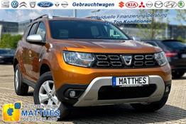 Dacia Duster - LPG PDC Radio Tempomat