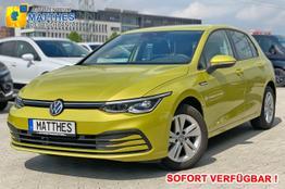 Volkswagen Golf 8 [Aktion]      AZM Style Edt.  SOFORT   LED VOLL NAVI WinterPak