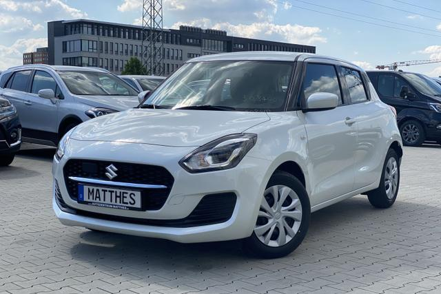 Lagerfahrzeug Suzuki Swift - Premium :SOFORT  NAVIGATIONSFUNKTION   LED  Klima  Radio  ACC