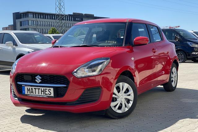 Lagerfahrzeug Suzuki Swift - Premium :SOFORT  LED  Klima  Radio  ACC