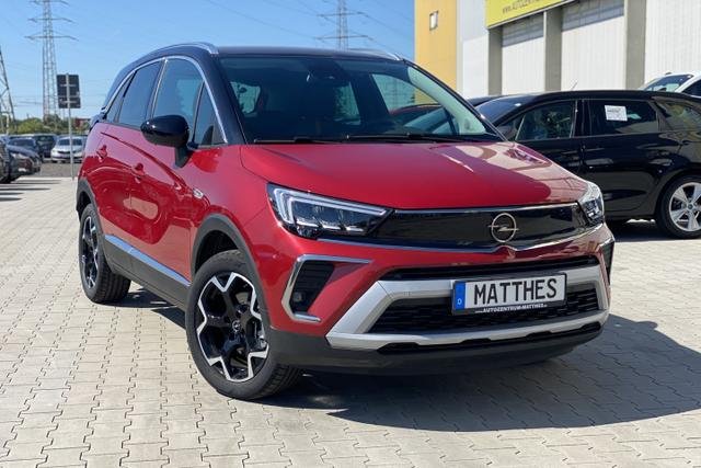 "Lagerfahrzeug Opel Crossland - Ultimate :2021  SOFORT  NAVI  Alcantara  LED-SW  17"" Alu"