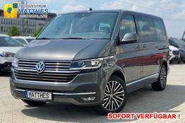 """Volkswagen T6.1 Multivan      Highline :SOFORT  AHK  18""""  Standheiz  E-Heck  NAVI  LED"""