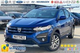 Dacia Sandero Stepway [MJ21]      Comfort :MJ21  NAVIGATIONSFUNKTION   WinterPak  PDC