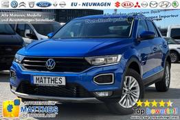 Volkswagen T-Roc      :SOFORT  NAVIGATIONSFUNKTION   PDC v/h  WinterPak  FrontAs