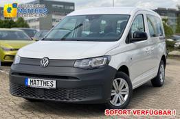 Volkswagen Caddy MJ21 (Aktion!) - Kombi :Modell 2021  SOFORT  Parkhilfe hinten  Klima  Radio  Temp