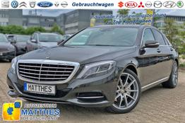 Mercedes-Benz S-Klasse GW -  AUTOMATIK RÜCKFAHRKAM. NAVI