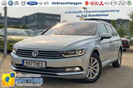Volkswagen Passat GW - Automatik Navi Sitzheiz.