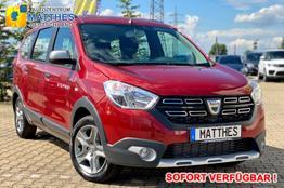 Dacia Lodgy (Aktion!)      Stepway :SOFORT  7 Sitzer  NAVI  Kamera  Parkhilfe