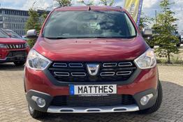 Dacia Lodgy (Aktion!) - Stepway :SOFORT  7 Sitzer  NAVI  Kamera  WinterPak  Parkhilfe