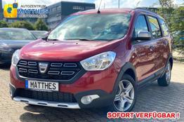Dacia Lodgy (Aktion!)      Stepway :SOFORT  7 Sitzer  NAVI  Kamera  WinterPak  Parkhilfe