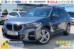 "BMW X1 - M-Sport: ParkAsst  NAVI  LED  El-Heck  Kamera  WinterPak  18"""