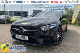 Mercedes-Benz CLS 450 - Panoramadach Allrad Leder