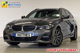 BMW 3er Touring GW - 320d :M-Sport  NAVI  ParkAsst  Driving Assistant  E-Heck