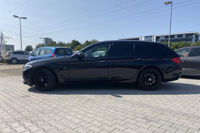 Gebrauchtfahrzeug BMW 5er - xDrive Sport-Line Navi Volldigitales Cockpit