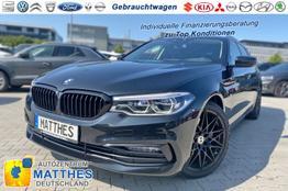 BMW 5er Touring GW - xDrive Sport-Line Navi Volldigitales Cockpit