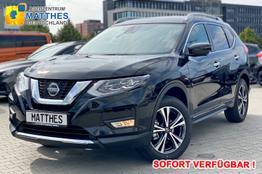 Nissan X-Trail - Tekna :SOFORT   Pano DSG LED Navi Braunes Leder