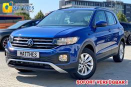 Volkswagen T-Cross - Life :SOFORT  NAVI  WinterPak  PDC v/h  Licht & Sicht-Pak