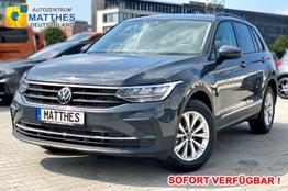 Volkswagen Tiguan Facelift 2021 (Aktion!)      SOFORT Elegance Edt.:TechAsst  Voll-NAVI  Kamera  El. Alcantara E-Hecklappe / SHZ Parkassistent ACC Easy Open