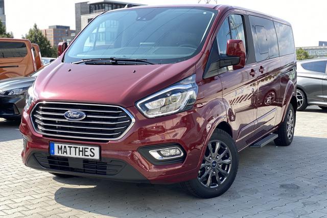 Lagerfahrzeug Ford Tourneo Custom - Titanium L2H1: SOFORT  NAVIGATIONSFUNKTION   Pdc v/h  L&S-Pak  W
