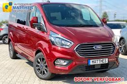 Ford Tourneo Custom Bus - Titanium L2H1: SOFORT  NAVIGATIONSFUNKTION   Pdc v/h  L&S-Pak  W