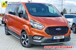 Ford Tourneo Custom Bus - Active L2H1:SOFORT  NAVIGATIONSFUNKTION   Teilleder  WinterPak