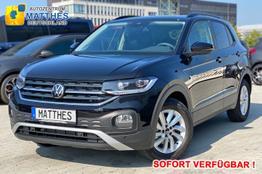 Volkswagen T-Cross      Life :SOFORT  NAVIGATIONSFUNKTION   WinterPak  TotwinkelAsst