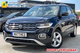 Volkswagen T-Cross - Style :SOFORT  NAVI  WinterPak  PDC v/h  Licht & Sicht-Pak