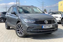 "Volkswagen Tiguan Facelift 2021 (Aktion!)      SOFORT Life :TechAsst  Voll-NAVI  Kamera  17""  El. Alcantara E-Hecklappe / SHZ Parkassistent ACC Easy Open"