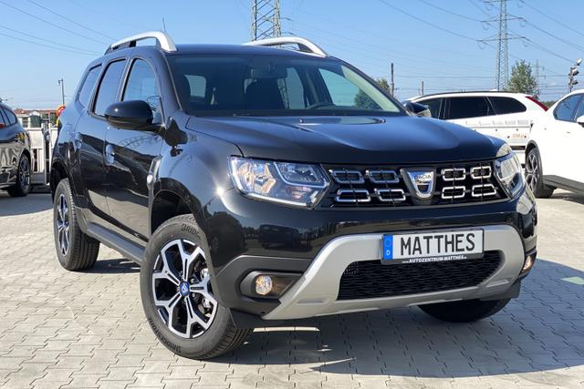 "Lagerfahrzeug Dacia Duster - Celebration: SOFORT  NAVI  Kamera  Parkhilfe  17""  Klimaanlage"