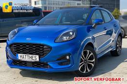 "Ford Puma - ST-Line :SOFORT  Pano  NAVI  Winterpaket  Parkhilfe  17""Alu  Vol"