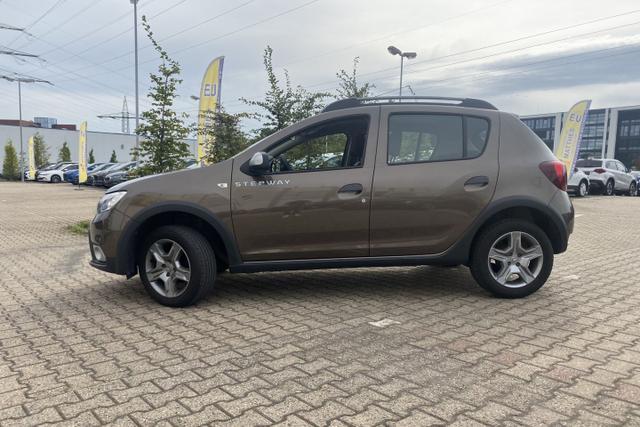 Gebrauchtfahrzeug Dacia Sandero - Stepway Prestige Prestige AHK PDC NAVI RÜCKFAHRKAM.