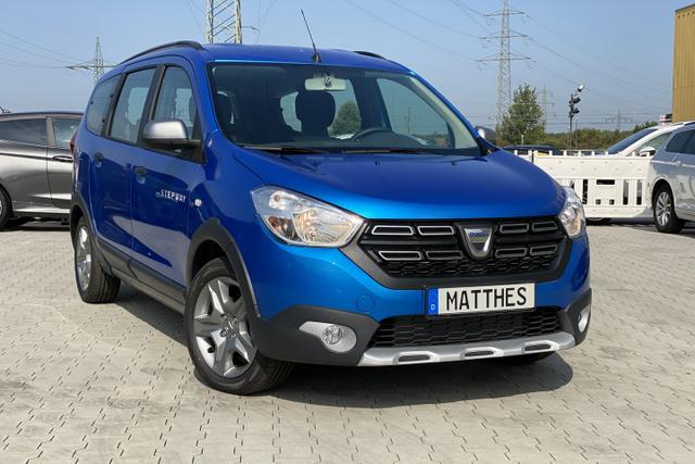 Lagerfahrzeug Dacia Lodgy - Look :SOFORT  7 Sitzer  Einparkhilfe  Klimaanlage  NebelSW