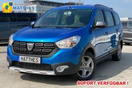 Dacia Lodgy (Aktion!)      Look :SOFORT  7 Sitzer  Einparkhilfe  Klimaanlage  NebelSW