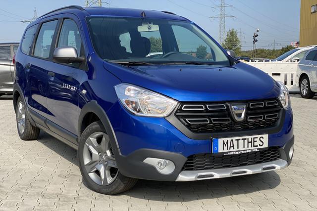 Lagerfahrzeug Dacia Lodgy - Stepway :SOFORT  7 Sitzer  NAVI  Kamera  WinterPak  Parkhilfe  K
