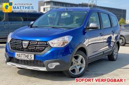 Dacia Lodgy (Aktion!)      Stepway :SOFORT  7 Sitzer  NAVI  Kamera  WinterPak  Parkhilfe  K