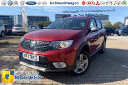 Dacia Sandero GW - Allwetter Navi Klimaautomatik