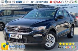 "Volkswagen T-Roc (Aktion!) - Style :WinterPak  Parkhilfe  Klimaauto  16"" Alu  Dachreling"