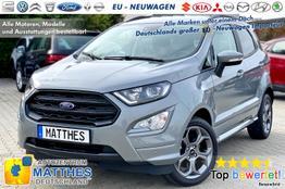 Ford EcoSport      Titanium :SOFORT  NAVIGATIONSFUNKTION   PDC v/h  KAM  WinterPak
