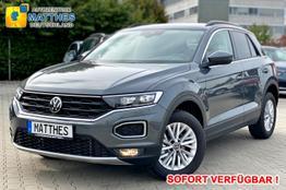 Volkswagen T-Roc      Style :SOFORT  NAVIGATIONSFUNKTION   WinterPak  Kamera  Klimaaut