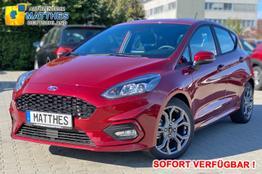 """Ford Fiesta 5D - ST-Line :SOFORT  NAVIGATIONSFUNKTION   WinterPak  Klima  17"""""""