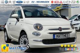 Fiat 500 [Hybrid] (Aktion!) - DolceVita :SOFORT  Hybrid  NAVIGATIONSFUNKTION   Panorama