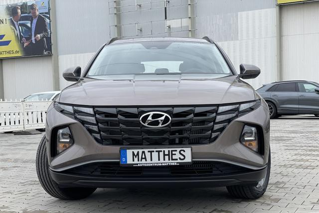 Lagerfahrzeug Hyundai TUCSON - Select :SOFORT  NAVIGATIONSFUNKTION   WinterPak  PDC h  KAM  BT