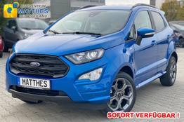 Ford EcoSport - ST-Line :SOFORT  NAVIGATIONSFUNKTION   KAM  PDC v/h  WinterPak