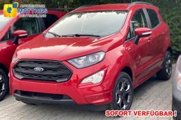 Ford EcoSport (AKTION!)      ST-Line :SOFORT  NAVIGATIONSFUNKTION   WinterPak  Totwinkel