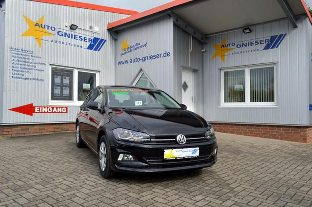 Volkswagen Polo - 1.0 TSI Comfortline  NEUES MODELL Bluetooth Klima