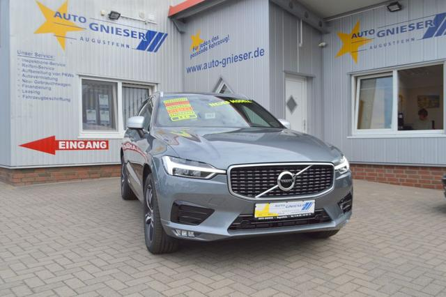 Volvo XC60 - D4 AWD Geatronic R-Design  NEUES MODELL EURO 6d-TEMP