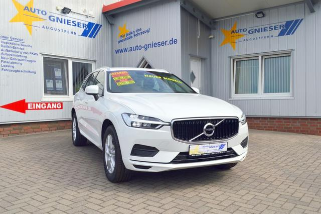 Volvo XC60 - D4 AWD Geatronic Momentum  NEUES MODELL EURO 6d-TEMP