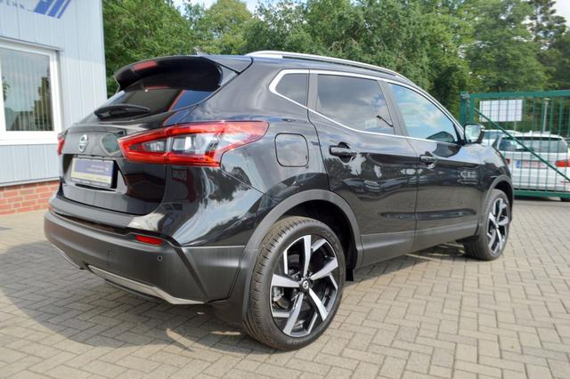 Nissan Qashqai 1.3 140 PS Tekna *SOFORT*LED*PDC*Panorama*